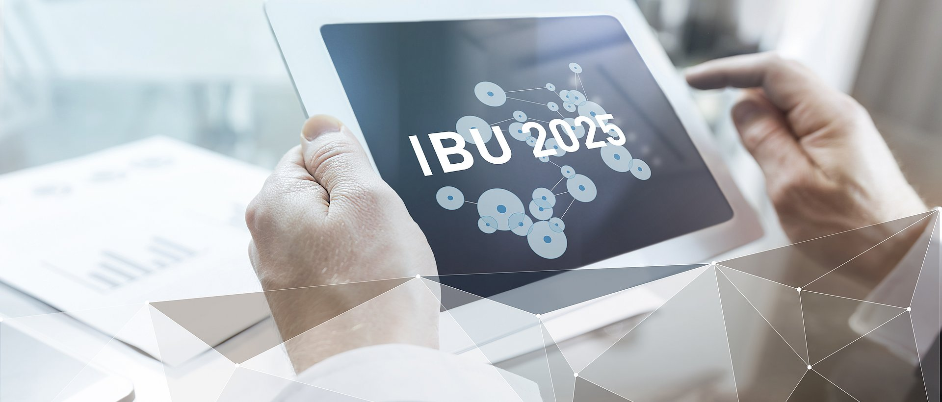 IBU-tec Plan 2020 Tablet für Investor Relations